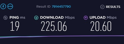 Review Brostrend AC3 1200 MBPS USB Adpater 5.8 GHz Speed Test