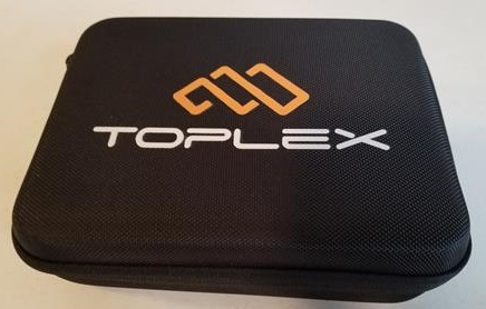 Review TOPLEX Action Camera T101 4K 30FPS WiFi Case