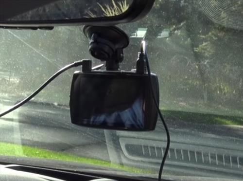 Z-EDGE T4 1080P HD Dash Cam Frount
