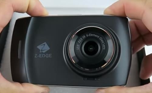 Z-EDGE T4 1080P HD Dash Cam unit