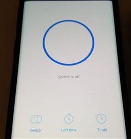AUKEY PA1 WiFi Smart Plug Power On Off