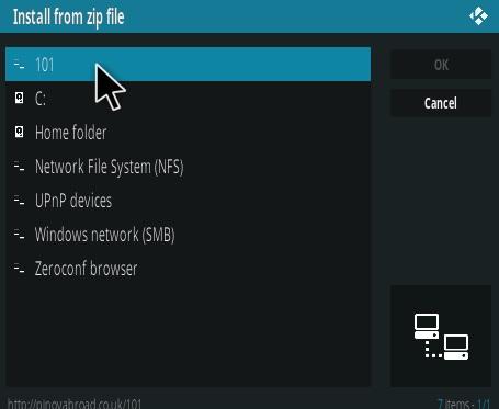 How To Install Atlas Kodi Addon Step 11