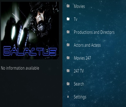 How To Install Galactus Kodi Addon Overview