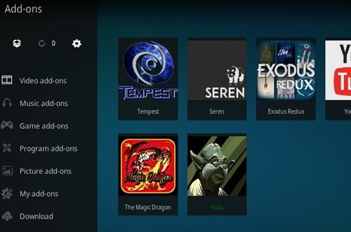 How To Install Kodi 18 Leia on the New Updated Fire TV Stick Step 24
