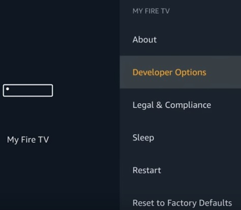 How To Install Kodi 18 Leia on the New Updated Fire TV Stick Step 3