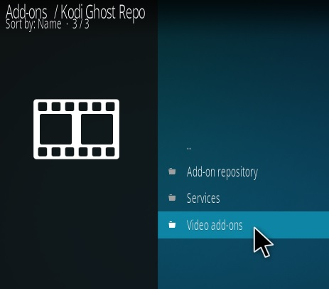 How To Install Kodi Ghost IPTV Addon Step 16