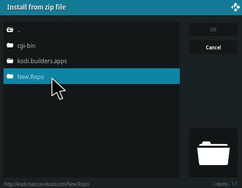 How To Install MC 1080P Kodi Addon Step 12