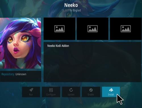 How To Install Neeko Kodi Addon Step 18