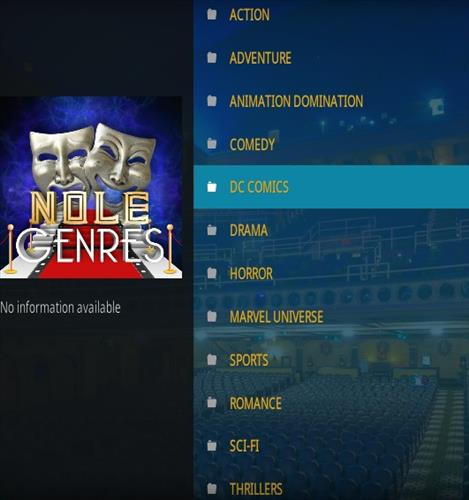 How To Install Nole Cinema Kodi Addon Overview