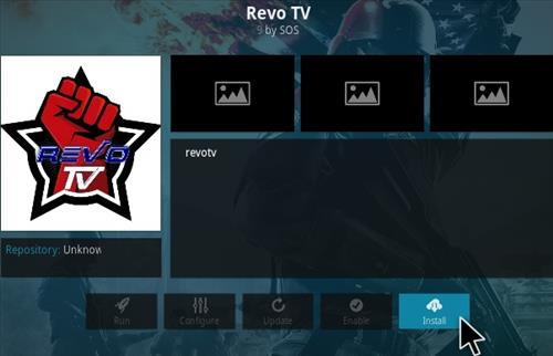 How To Install Revo TV Kodi Addon Step 18