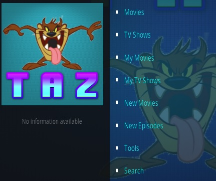 How To Install TAZ Kodi Addon Overview