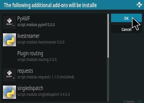How To Install That Broke Mallu V2.0 Kodi Addon Step 19