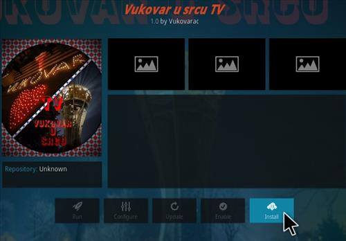 How To Install Vukovar IPTV Kodi Addon Step 19