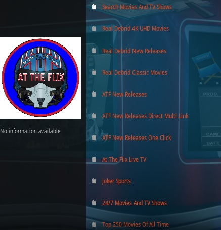 How to Install At The Flix Kodi Add-on Step 2019 Overview