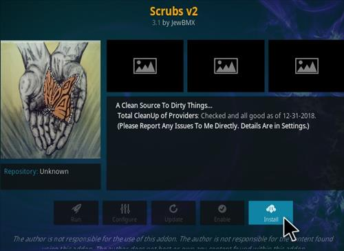 How to Install Scrubs V2 Kodi new 2019 Addon Step 18