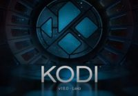 Kodi 18 Leia Officially Released
