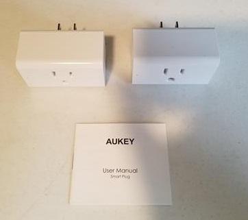 Review AUKEY PA1 WiFi Smart Plug Amazon Alexa