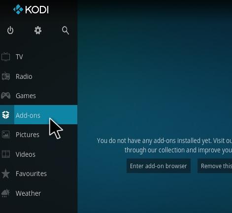 install Numbers Addon Kodi 6