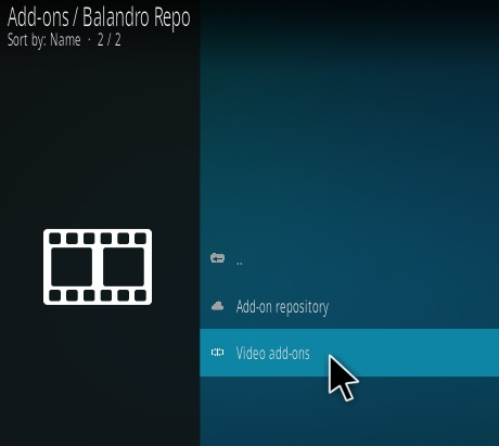 How To Install Balandro IPTV Kodi Spanish Addon Step 16