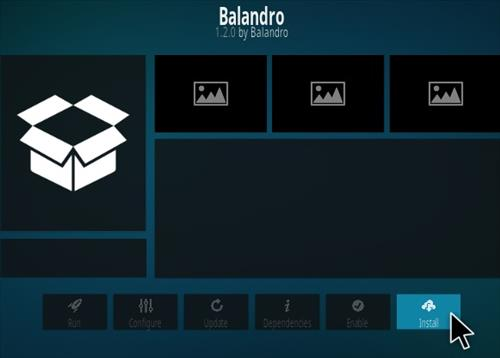 How To Install Balandro IPTV Kodi Spanish Addon Step 18