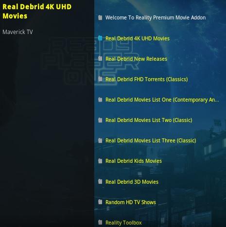 How To Install Reality Kodi 18 Leia Overview