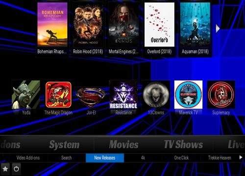 How To Install Slamious 18 Kodi Leia Build Screenshot 2