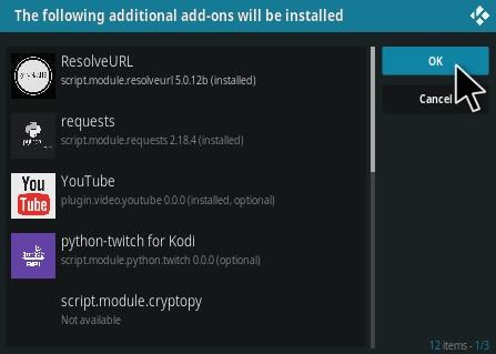 How To Install eKino TV Kodi Addon Step 19