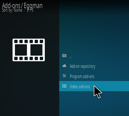 Steps To Install Overeasy Kodi Addon Step 16