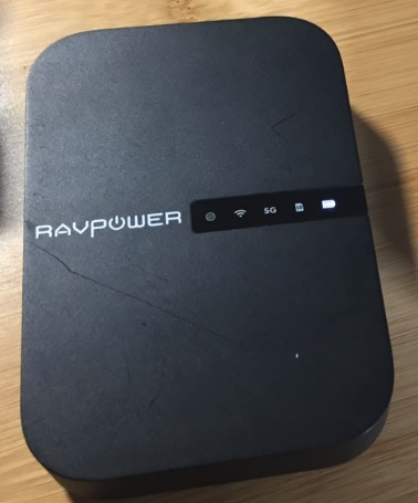 Best Travel Router WiFi Hotspot 2019 Ravpower 2