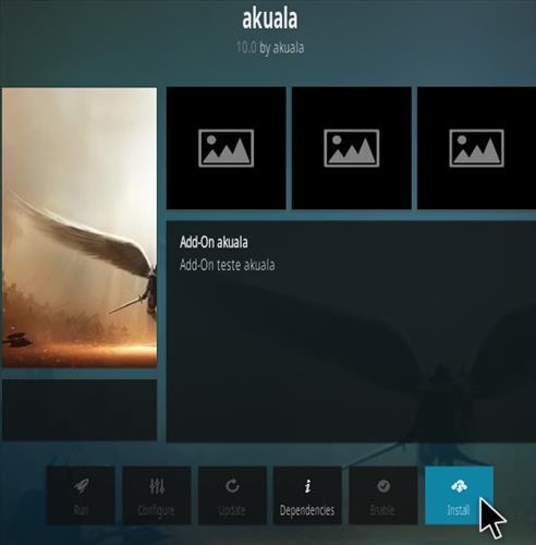 How To Install Akuala Kodi Addon Step 18