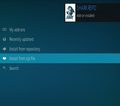 How To Install Hideaway Kodi Addon Step 13