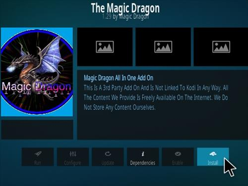 How to Install The Magic Dragon Kodi Add-on | WirelesSHack