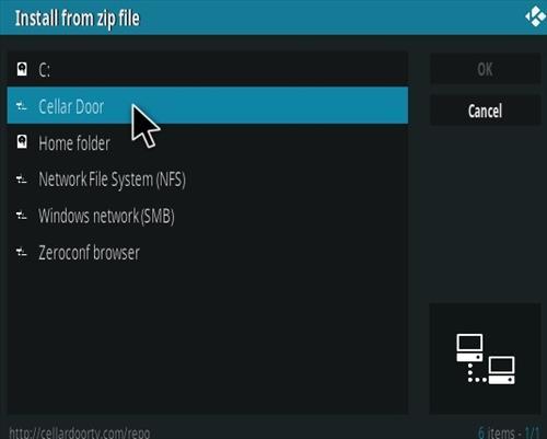 install Numbers Addon Kodi 9