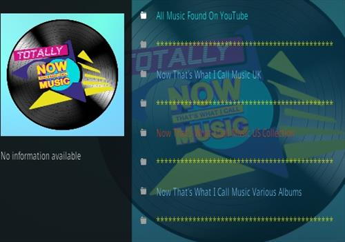 How To Install Totally Kodi Music Add-on Overview