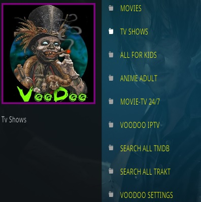 How To Install Voodoo Kodi Addon Overview