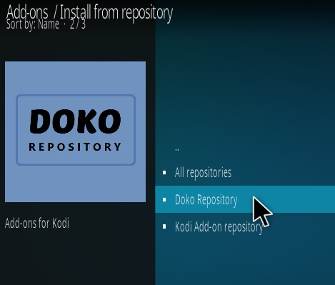 How To Install Watch Nixtoons 2 Kodi Add-on Step 15
