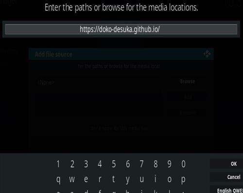 How To Install Watch Nixtoons 2 Kodi Add-on Step 5