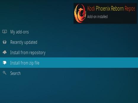 How to Install Phoenix Reborn IPTV Kodi Addon 2019 Step 13