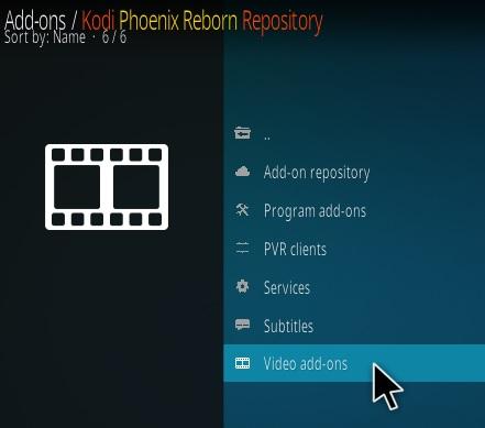 How to Install Phoenix Reborn IPTV Kodi Addon 2019 Step 16
