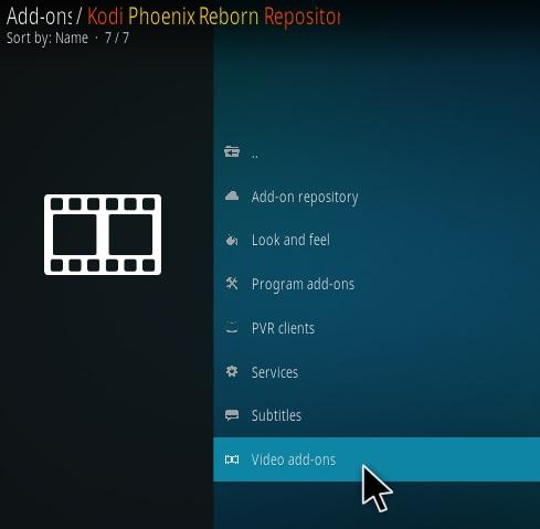 How To Install Phoenix Reborn Iptv Kodi Addon Wirelesshack