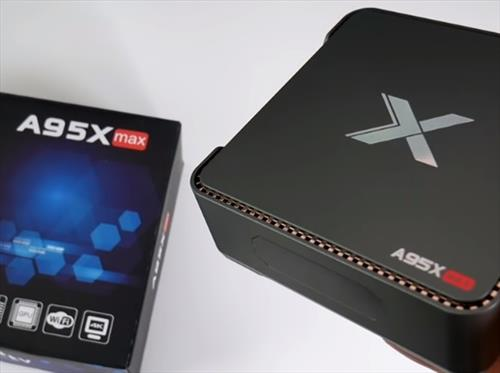 Review A95X Max Android TV Box 4GB RAM