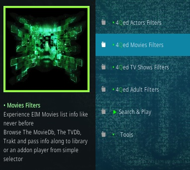 How To Install 4QED Kodi Addon Overview