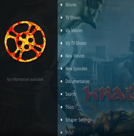 How To Install Kratos Reborn Kodi Addon Overview