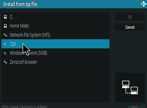 How To Install T2K IPTV Kingdom Kodi Addon | WirelesSHack