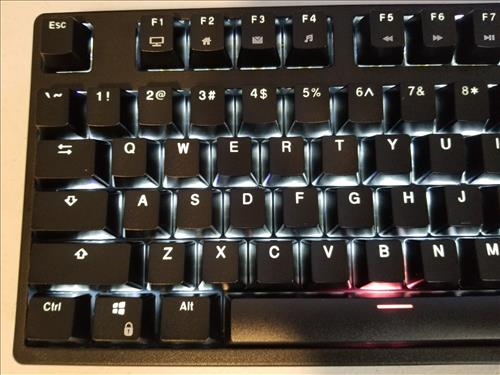 Review Velocifire Wireless Mechanical Keyboard Back light 2