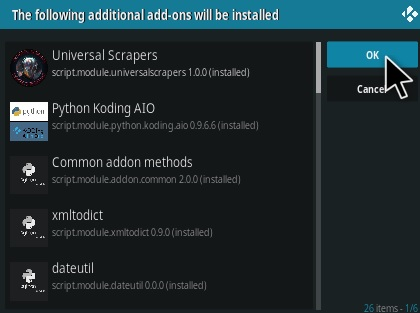 How To Install 7of9 (AIO) Kodi Addon Step 20