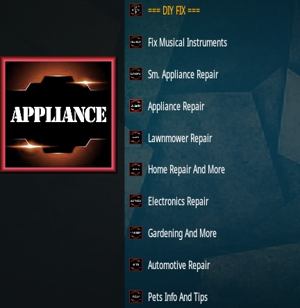 How To Install DIY Fix Kodi Addon Overview