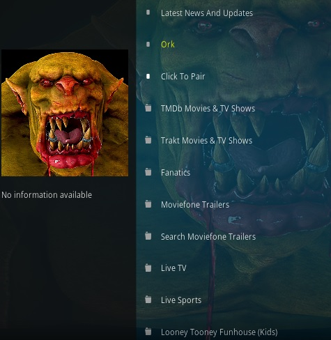 How To Install ORK Kodi Addon Overview