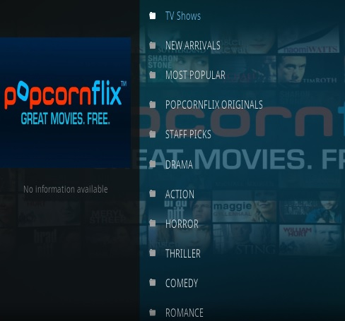 How To Install Popcorn Flix Kodi Addon Overview