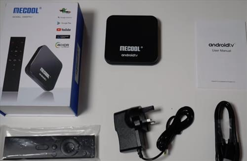 Review: MECOOL KM9 Pro Android 9 0 TV Box S905X2 4GB RAM | WirelesSHack